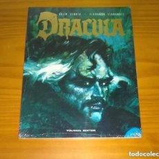 Cómics: DRACULA BRAM STOKER FERNANDO FERNANDEZ 1984 TOUTAIN EDITOR NUEVO PRECINTADO. Lote 286377868