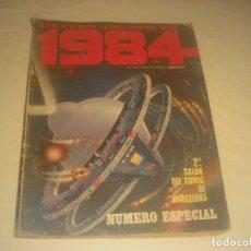 Comics: 1984. N 40. NUMERO ESPECIAL, 2 SALON DEL COMIC DE BARCELONA.. Lote 286622708