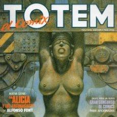 Cómics: TOTEM EL COMIX RETAPADO CON LOS NUMEROS 19, 20 Y 21 - TOUTAIN - BUEN ESTADO - SUB03M. Lote 286798938
