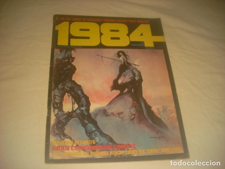 1984. N. 16. (Tebeos y Comics - Toutain - 1984)