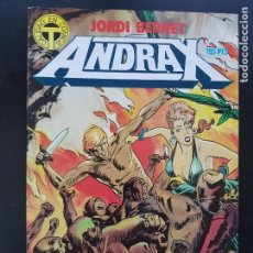 Cómics: TEBEO / CÓMIC MUY BIEN ANDRAX N⁰ 4 TOUTAIN EDITOR 1988 SÚPER HÉROES. Lote 287067223