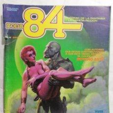 Cómics: ZONA 84, Nº 7. Lote 287320733