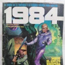 Cómics: 1984 Nº 46. Lote 287343268