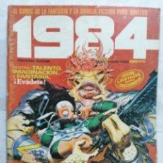 Cómics: 1984, Nº 52. Lote 287343943