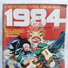 Cómics: 1984, Nº 52. Lote 287344128