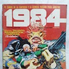Cómics: 1984, Nº 52. Lote 287344278