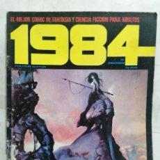 Cómics: 1984, Nº 16. Lote 287345993