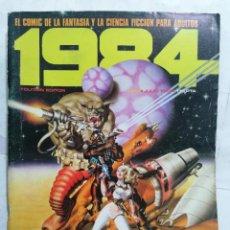 Cómics: 1984, Nº 54. Lote 287349503
