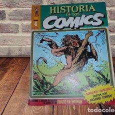 Cómics: HISTORIA DE LOS CÓMICS - Nº 4. EN PERFECTO ESTADO, 1983. Lote 287410253