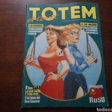 Cómics: TOTEM EL COMIX 44. CON CARLOS GIMÉNEZ, MIKE RATERA, SAUDELLI, ETC. Lote 287579338