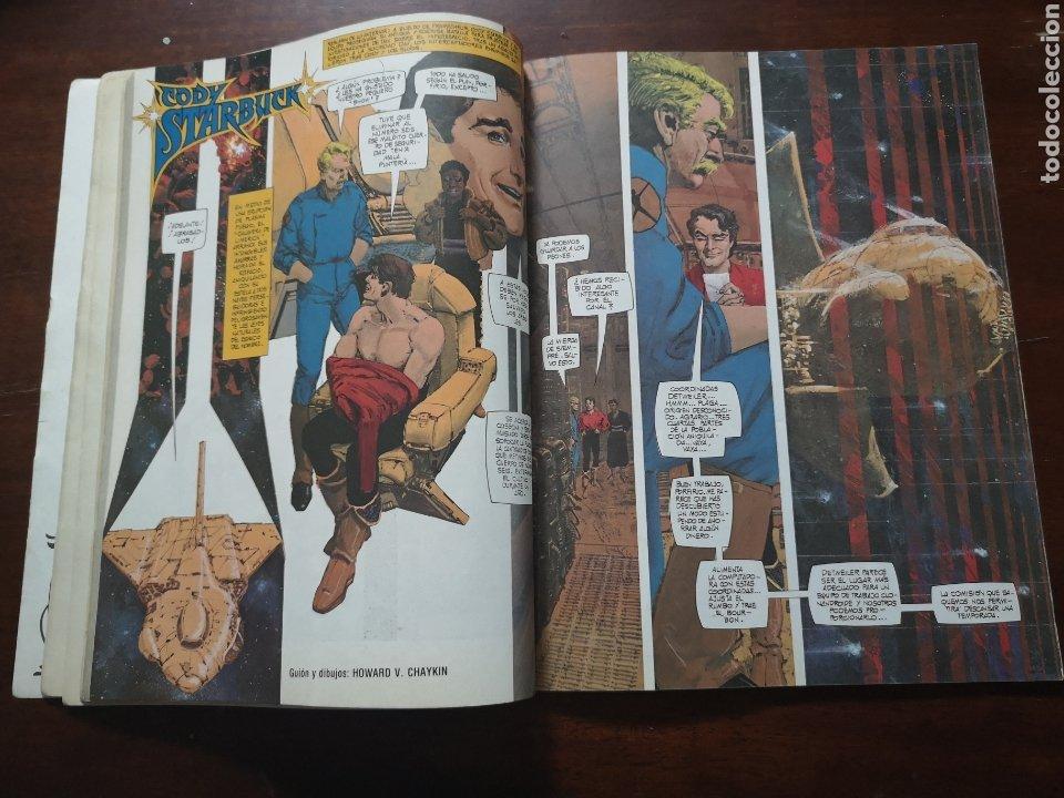 Cómics: Comix ilustración internacional 26. Con Carlos Giménez, will eisner, Martin sauri, Howard chaykin,.. - Foto 3 - 287580428