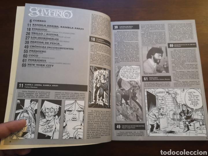 Cómics: Comix internacional extra 21, retapados con núm 66, 67, 68. - Foto 3 - 287593998
