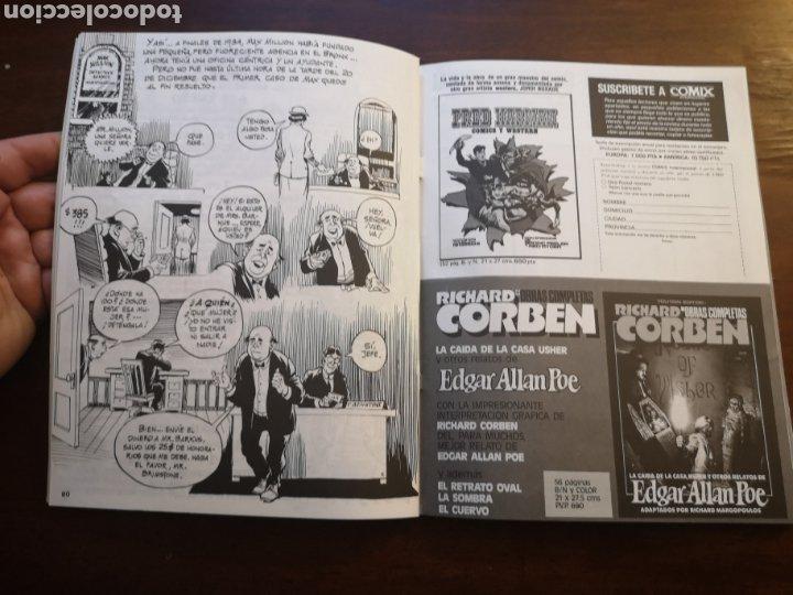 Cómics: Comix internacional extra 21, retapados con núm 66, 67, 68. - Foto 5 - 287593998