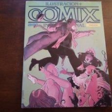 Cómics: COMIX INTERNACIONAL EXTRA 21, RETAPADOS CON NÚM 66, 67, 68.. Lote 287593998