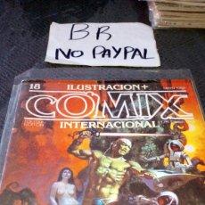 Cómics: ILUSTRACIÓN COMIX INTERNACIONAL TOUTAIN EDITOR NÚMERO 18. Lote 287660003