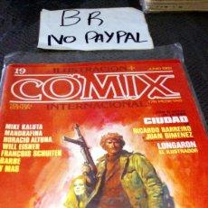 Cómics: ILUSTRACIÓN COMIX INTERNACIONAL TOUTAIN EDITOR NÚMERO 19. Lote 287660068