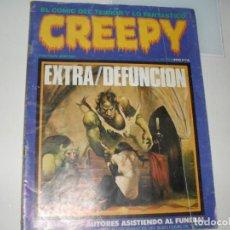 Cómics: CREEPY 79,ULTIMO NUMERO.TOUTAIN EDITOR,AÑO 1979.. Lote 287845743
