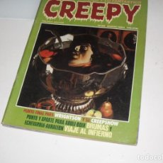 Cómics: CREEPY 55.TOUTAIN EDITOR,AÑO 1979.. Lote 287846368