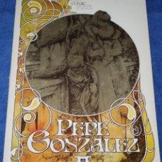 Comics: PEPE GONZALEZ - CUANDO EL COMIC ES ARTE Nº 3 - TOUTAIN (1978). Lote 287848783