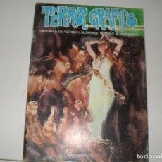Cómics: TERROR GRAFICO 12.EDICIONES URSUS,AÑO 1973.. Lote 287913068