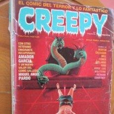 Cómics: CREEPY Nº 30 - TOUTAIN EDITOR 1980 - COMIC PARA ADULTOS.. Lote 287991413