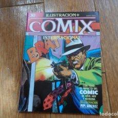 Cómics: ILUSTRACION + COMIX INTERNACIONAL Nº 30 EDITORIAL TOUTAIN. Lote 288184853