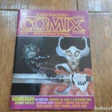Cómics: ILUSTRACION + COMIX INTERNACIONAL Nº 25 EDITORIAL TOUTAIN. Lote 288185088