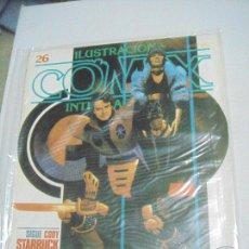 Cómics: COMIX ILUSTRACIÓN INTERNACIONAL Nº 26,27,30,31, 40, 41 Y 43 - ED. TOUTAIN. Lote 288218258