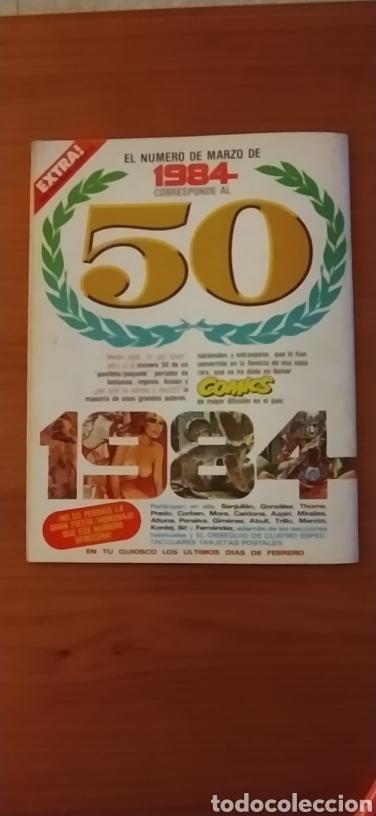 Cómics: Cómic 1984 número 49 - Foto 6 - 288389018