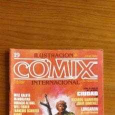Cómics: COMIX INTERNACIONAL NÚMERO 19. Lote 288487288