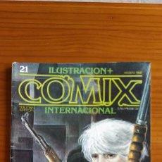 Cómics: COMIX INTERNACIONAL NÚMERO 21. Lote 288487488