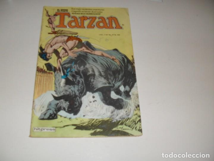TARZAN 18.EDITA HITPRESS,AÑO 1980. (Tebeos y Comics - Toutain - Otros)
