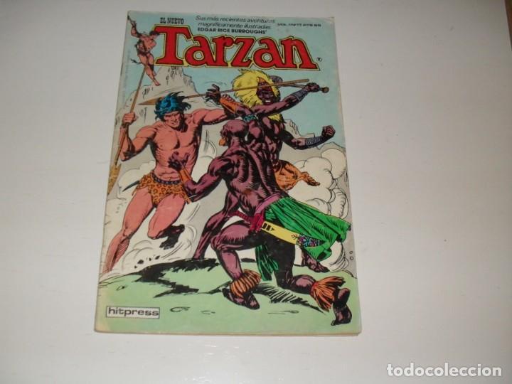 TARZAN 17.EDITA HITPRESS,AÑO 1980. (Tebeos y Comics - Toutain - Otros)