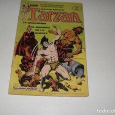 Cómics: TARZAN 7.EDITA HITPRESS,AÑO 1980.. Lote 288607438