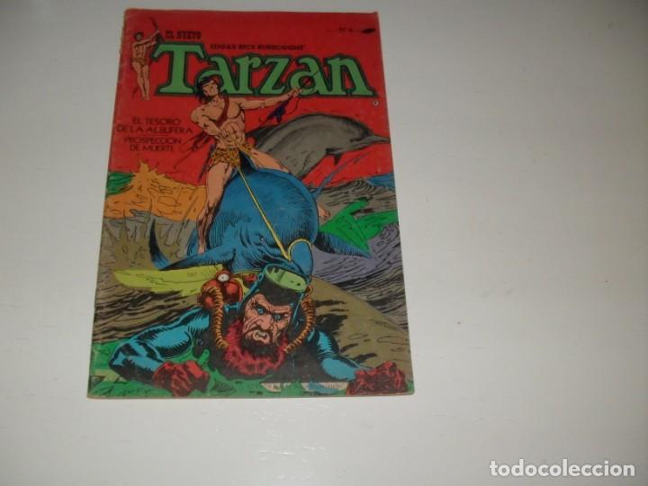 TARZAN 4.EDITA HITPRESS,AÑO 1980. (Tebeos y Comics - Toutain - Otros)