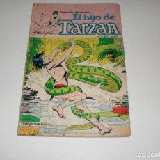 Cómics: EL HIJO DE TARZAN 3.EDITA HITPRESS,AÑO 1980.. Lote 288608748