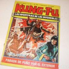 Cómics: KUNG-FU 43.EDICIONES AMAIKA,AÑO 1976.. Lote 288862838