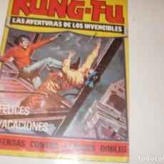 Cómics: KUNG-FU 42.EDICIONES AMAIKA,AÑO 1976.. Lote 288862953