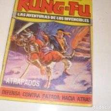Cómics: KUNG-FU 41.EDICIONES AMAIKA,AÑO 1976.. Lote 288863058