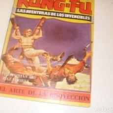 Cómics: KUNG-FU 38.EDICIONES AMAIKA,AÑO 1976.. Lote 288863173