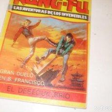 Cómics: KUNG-FU 36.EDICIONES AMAIKA,AÑO 1976.. Lote 288869568