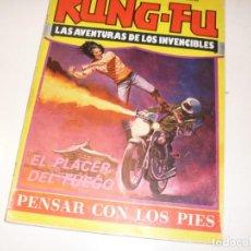 Cómics: KUNG-FU 34.EDICIONES AMAIKA,AÑO 1976.. Lote 288869668