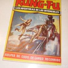 Cómics: KUNG-FU 31.EDICIONES AMAIKA,AÑO 1976.. Lote 288869758