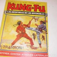Cómics: KUNG-FU 29.EDICIONES AMAIKA,AÑO 1976.. Lote 288869898