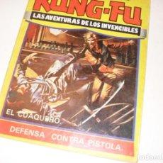 Cómics: KUNG-FU 28.EDICIONES AMAIKA,AÑO 1976.. Lote 288870048