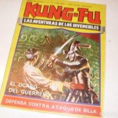 Cómics: KUNG-FU 27.EDICIONES AMAIKA,AÑO 1976.. Lote 288870203