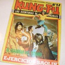 Cómics: KUNG-FU 17.EDICIONES AMAIKA,AÑO 1976.. Lote 288870358