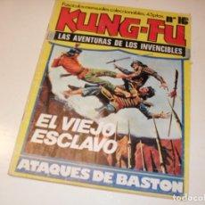 Cómics: KUNG-FU 16.EDICIONES AMAIKA,AÑO 1976.. Lote 288870653