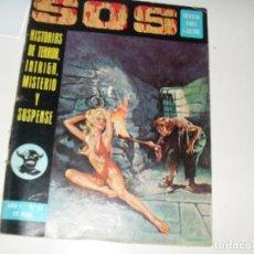 Cómics: SOS 22.EDITORIAL VALENCIANA,AÑO 1975.. Lote 288871963