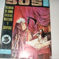 Cómics: SOS 13.EDITORIAL VALENCIANA,AÑO 1975.. Lote 288872168